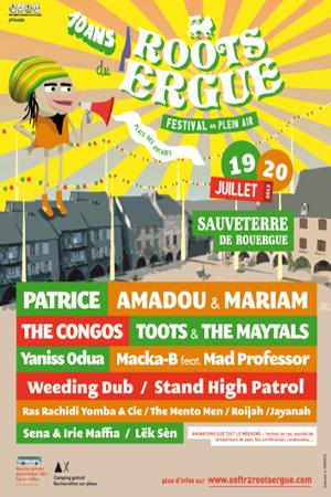 Roots'Ergue Festival 2013