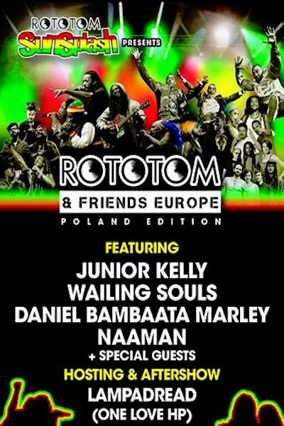 Rototom & Friends - Wroclaw 2016