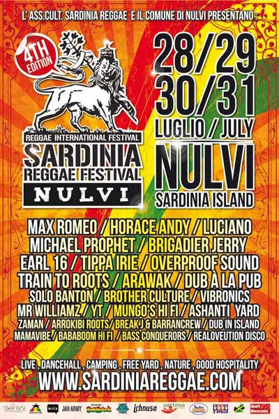 Sardinia Reggae Festival 2011