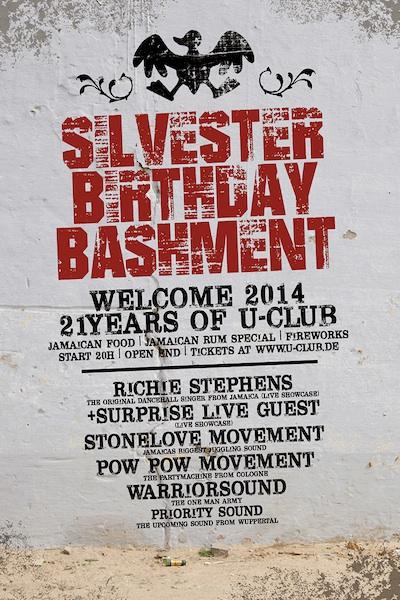 Silvester Birthday Bashment 2013