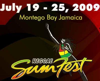 Reggae Sumfest 2009