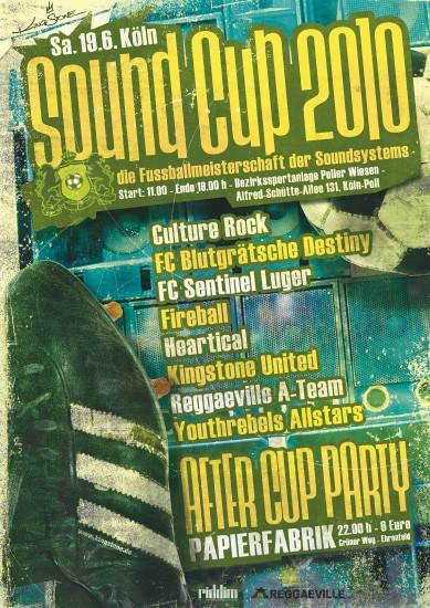 Sound Cup 2010