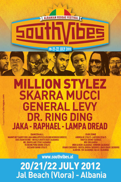 South Vibes 2012