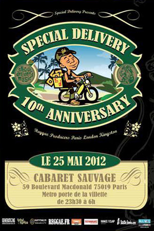 Special Delivery 10th Anniversary