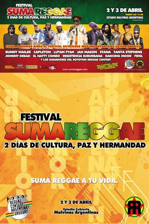 SumaReggae 2011