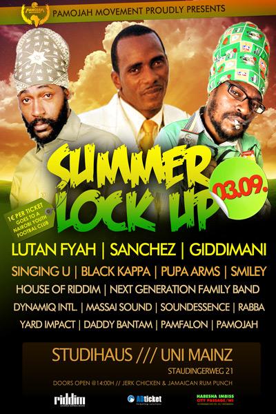 Summer Lock Up 2011