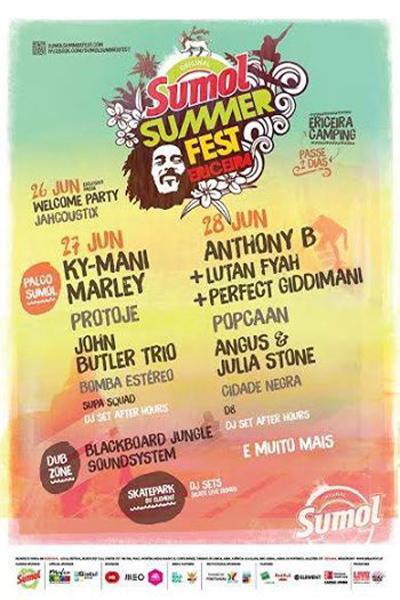 Sumol Summer Fest 2014