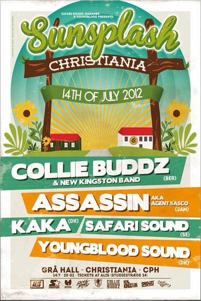 Sunsplash Christiana 2012