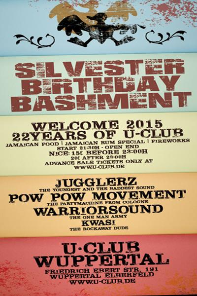 Silvester Birthday Bashment 2014