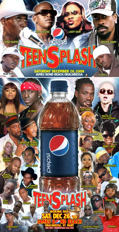 Teen Splash 2009
