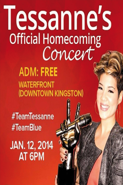 Tessanne's Homecoming Concert 2014