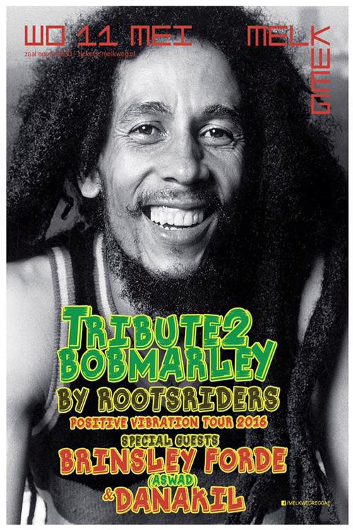 Tribute2BobMarley 2016