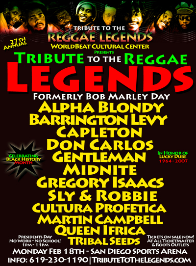 Tribute To The Legends 2008