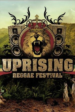Uprising Reggae Festival 2012