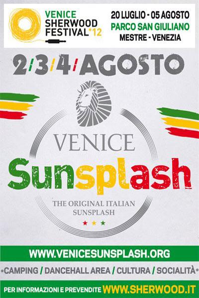 Venice Sunsplash 2012