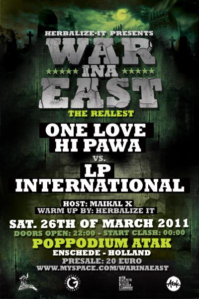 War Ina East 2011