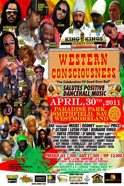 Western Consciousness 2011