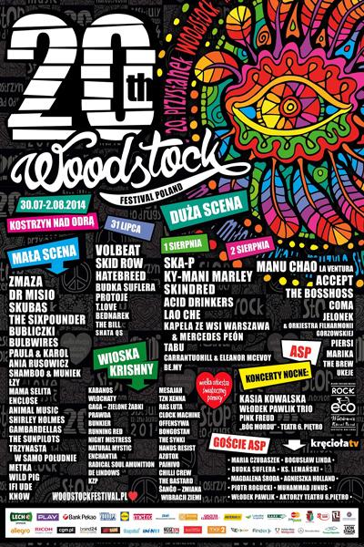 Woodstock Festival 2014