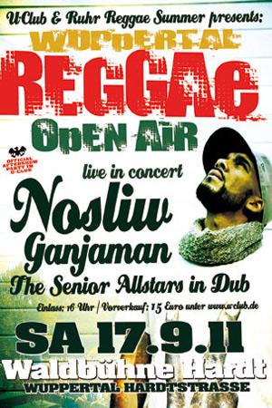 Wuppertal Reggae Open Air