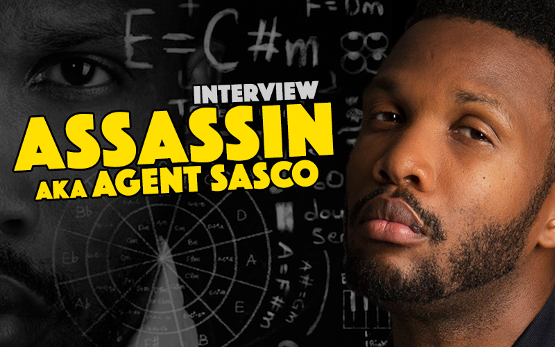 Interview with Assassin aka Agent Sasco