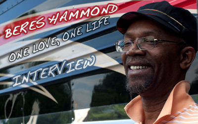Interview with Beres Hammond - One Love, One Life