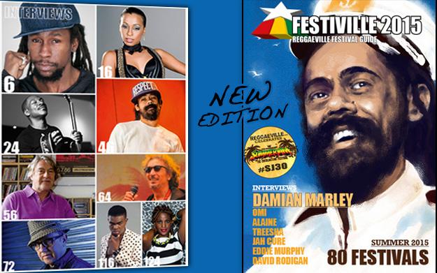 FESTIVILLE 2015 - Reggaeville Festival Guide