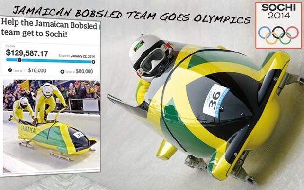 Jamaica At The Sochi Winter Olympics 2014
