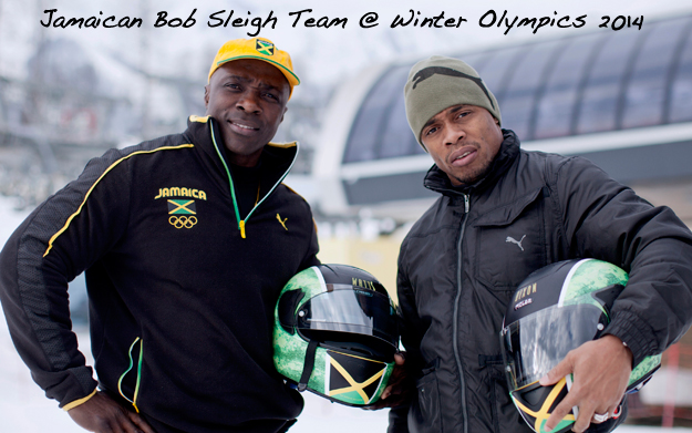 Jamaican Bob Sleigh Team Revive The Spirit Of '88