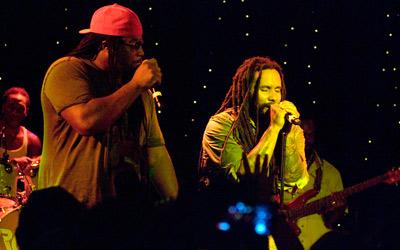 Review & Photos: Ky-Mani Marley & Gramps Morgan in Los Angeles, CA 7/21/2011