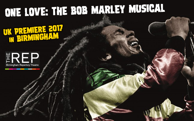 One Love: The Bob Marley Musical - UK Premiere in 2017