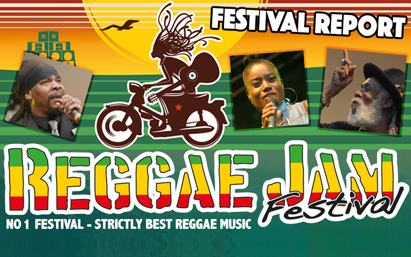 Festival Report - Reggae Jam 2016