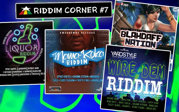 Reggaeville Riddim Corner #7 [June 2015]