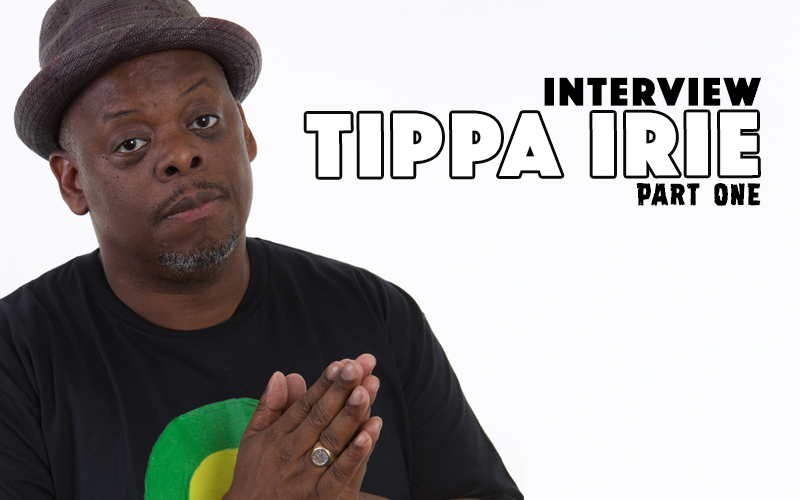 Interview with Tippa Irie [Part 1]