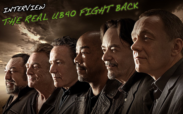 Interview with UB40 - The 'Real' UB40 Fight Back