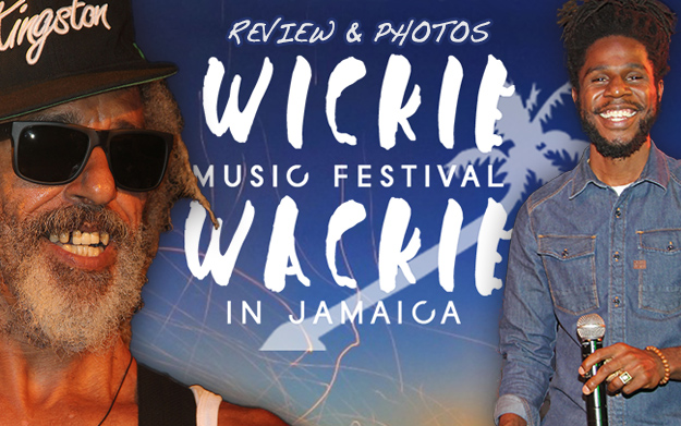 Report: Sick Vibe at Wickie Wackie Music Festival 2015