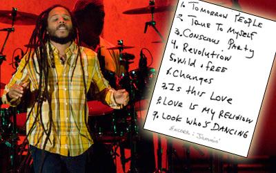 Photos & Review: Reggae Night X - Ziggy Marley Salute Legends of Reggae 7/31/2011