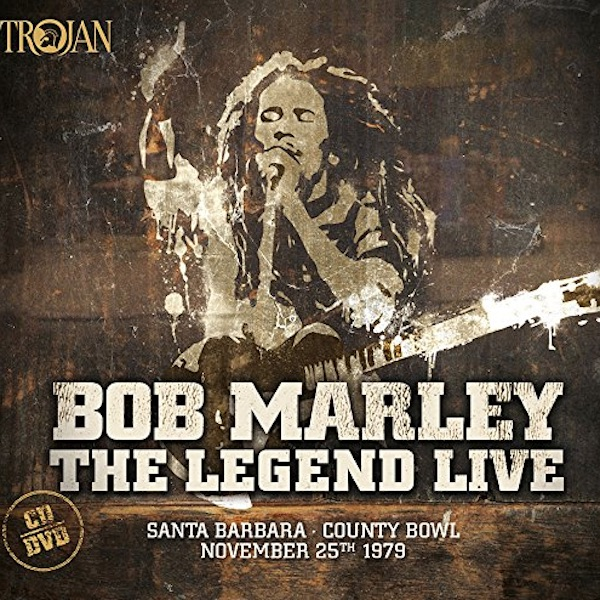Bob Marley - The Legend Live - Santa Barbara County Bowl