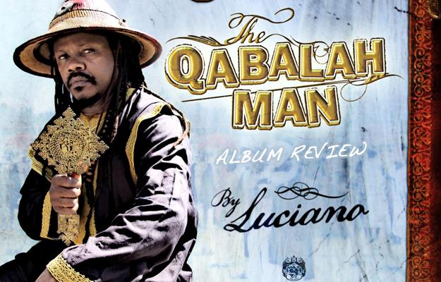 Album Review: Luciano - Qabalah Man