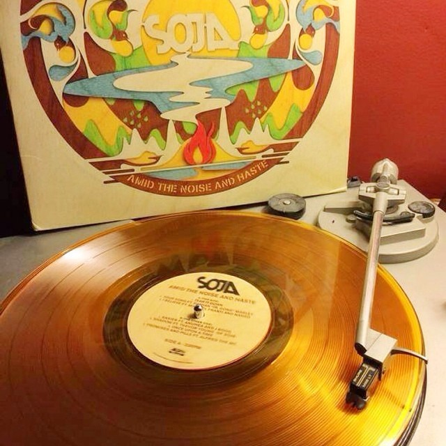 SOJA - Amid The Noise And Haste