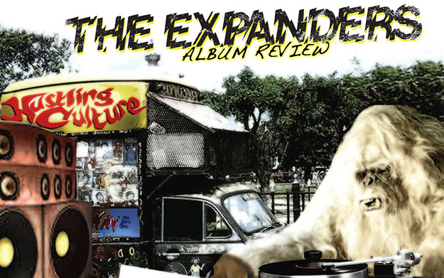 Album Review: The Expanders - Hustling Culture