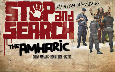 Album Review: The Amharic - Stop And Search