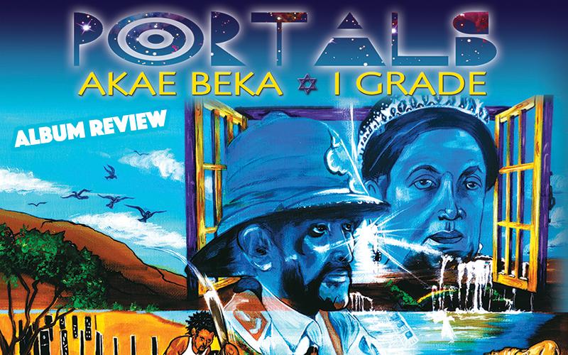 Album Review: Akae Beka - Portals