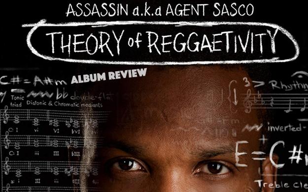 Album Review: Assassin - Theory of Reggaetivity