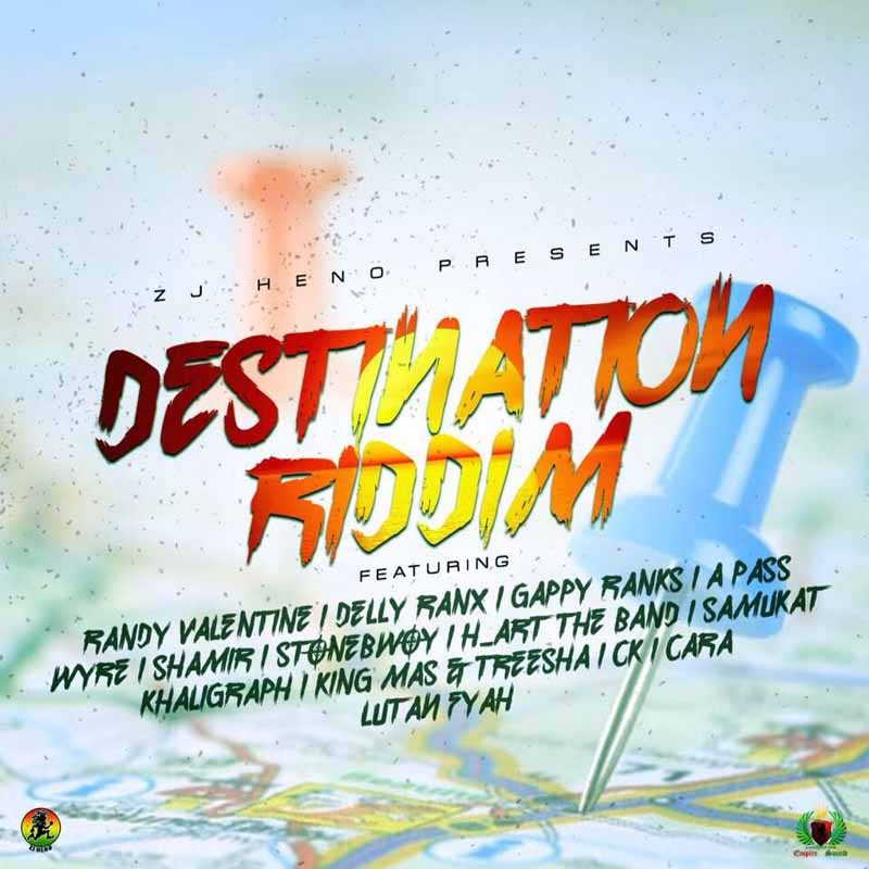 Various Artists - Destination Riddim