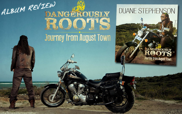 Album Review: Duane Stephenson - Dangerously Roots