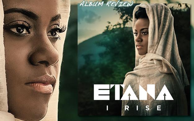 Album Review: Etana - I Rise