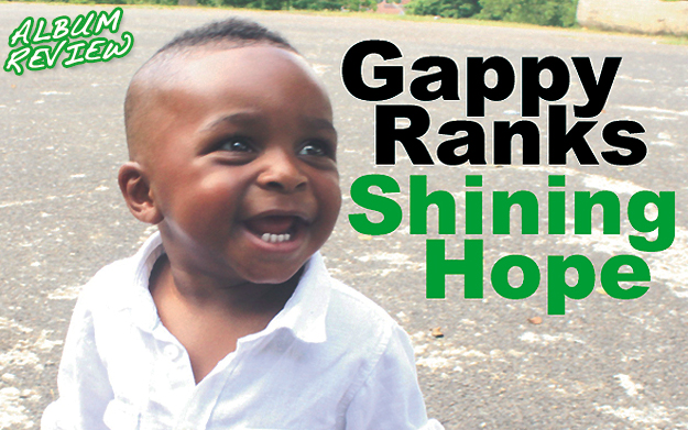 Album Review: Gappy Ranks - Shining Hope