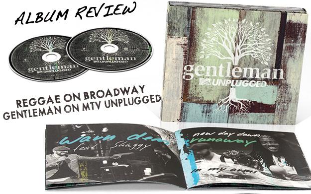 Album Review: Gentleman - MTV Unplugged