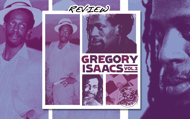 Review: Gregory Isaacs - Reggae Legends Vol.2