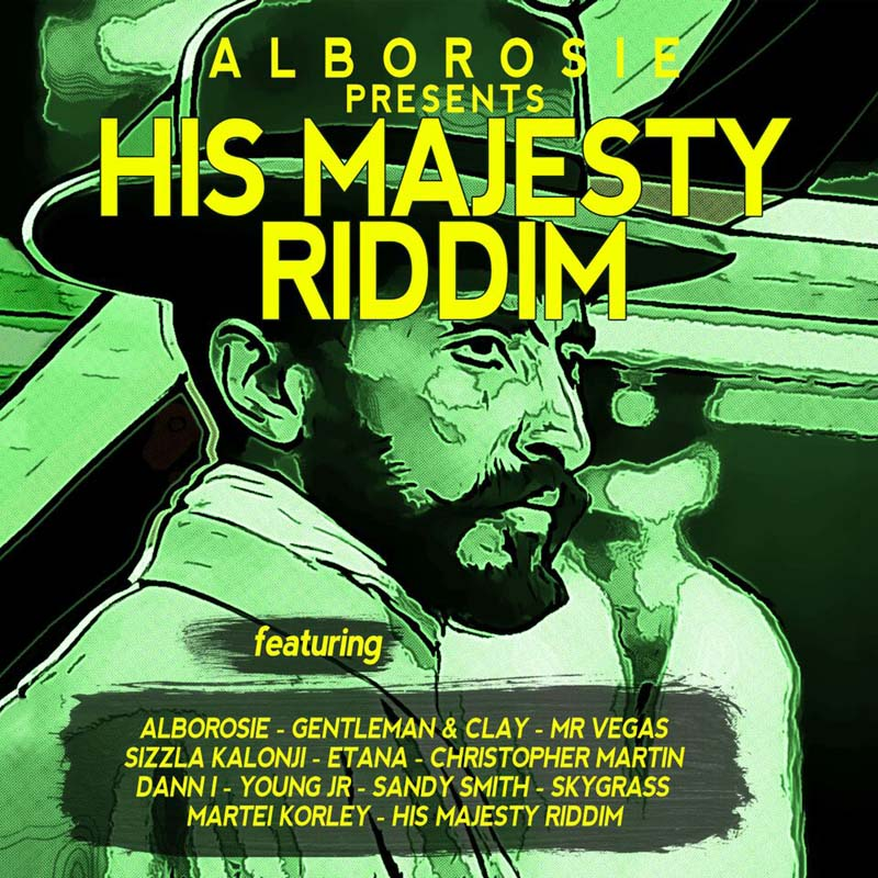 Release: Various Artists - His Majesty Riddim